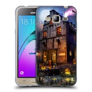 Official JOEL CHRISTOPHER PAYNE ENCHANTED PLACES Firefly Inn Soft Gel Case for Samsung Galaxy J3 (C_1B6_1B3EA)