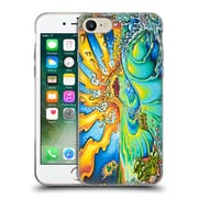Official DREW BROPHY SURF ART Grouper Beach Soft Gel Case for Apple iPhone 7 (C_1F9_1ACCA)