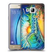 Official DREW BROPHY SURF ART 2 Surfed Out Soft Gel Case for Samsung Galaxy On5 (C_1B7_1AE5C)