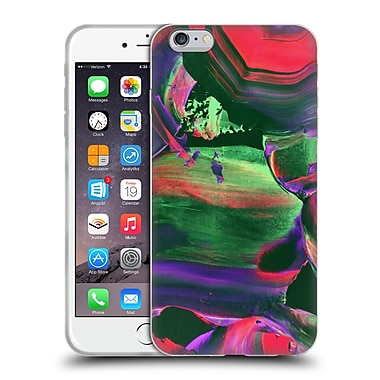 Official DJUNO TOMSNI ABSTRACT Late Night Soft Gel Case for Apple iPhone 6 Plus / 6s Plus (C_10_1BC81)