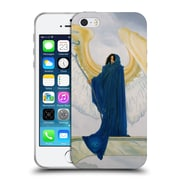 Official LA WILLIAMS ANGELS As She Is Full Bleed Soft Gel Case for Apple iPhone 5 / 5s / SE (C_D_1D56C)
