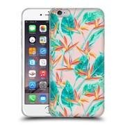 Official JACQUELINE MALDONADO PATTERNS Birds Of Paradise Blush Soft Gel Case for Apple iPhone 6 Plus / 6s Plus (C_10_1BDE6)