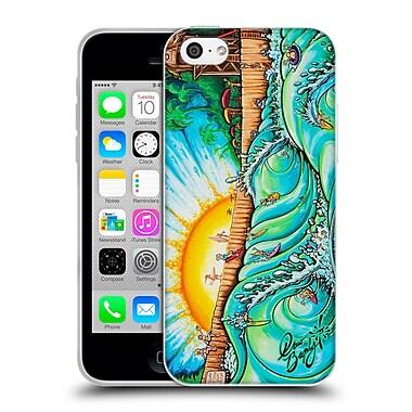 Official DREW BROPHY SURF ART 2 Park Soft Gel Case for Apple iPhone 5c (C_E_1ACD3)