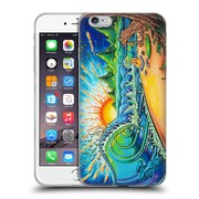 Official DREW BROPHY SURF ART 2 Surfed Out Soft Gel Case for Apple iPhone 6 Plus / 6s Plus (C_10_1AE5C)