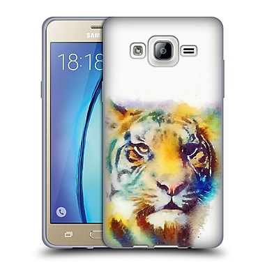 Official JACQUELINE MALDONADO ANIMALS The Faithful Soft Gel Case for Samsung Galaxy On5 (C_1B7_1BDE1)