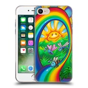 Official DREW BROPHY SURF ART Rainbow Ride Soft Gel Case for Apple iPhone 7 (C_1F9_1ACCE)