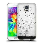 Official DORIT FUHG DRESDEN Irgendwo Soft Gel Case for Samsung Galaxy S5 / S5 Neo (C_AB_1B3B6)