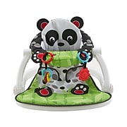 Fisher-Price Sit-Me-Up Fabric Kids' Floor Seat, Multicolor (FJF61)