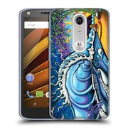 Official DREW BROPHY SURF ART Dream Land Soft Gel Case for DROID Turbo 2 / X Force (C_1C3_1ACC8)
