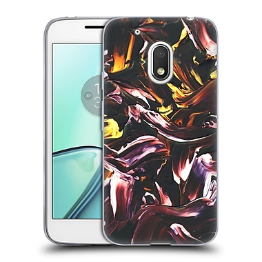 Official DJUNO TOMSNI ABSTRACT Nothing Gold Soft Gel Case for Motorola Moto G4 Play (C_1FB_1BC83)