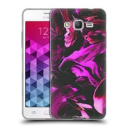 Official DJUNO TOMSNI ABSTRACT 2 Orchidea Soft Gel Case for Samsung Galaxy Grand Prime (C_B5_1BC85)