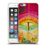 Official DREW BROPHY SURF ART She Walks On Water Soft Gel Case for Apple iPhone 6 Plus / 6s Plus (C_10_1ACD0)