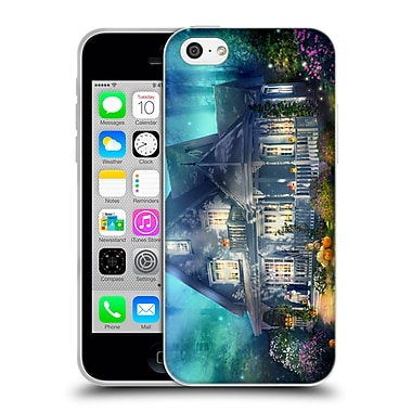 Official JOEL CHRISTOPHER PAYNE ENCHANTED PLACES Halloween Lane Soft Gel Case for Apple iPhone 5c (C_E_1B3E8)