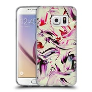 Official DJUNO TOMSNI ABSTRACT Lila Soft Gel Case for Samsung Galaxy S7 (C_1B9_1BC82)