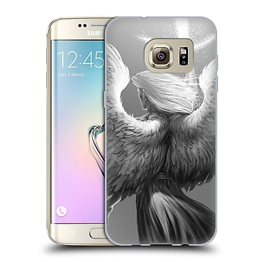 Official LA WILLIAMS ANGELS Angel Of Mons Soft Gel Case for Samsung Galaxy S7 edge (C_1BA_1D56B)