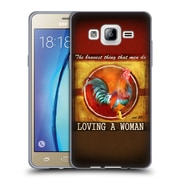 Official JOEL CHRISTOPHER PAYNE LOVE The Bravest Thing Soft Gel Case for Samsung Galaxy On5 (C_1B7_1B3FC)