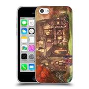 Official JOEL CHRISTOPHER PAYNE ENCHANTED PLACES Autumn Hollow Soft Gel Case for Apple iPhone 5c (C_E_1B3ED)