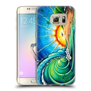 Official DREW BROPHY SURF ART 2 Sunrise Soft Gel Case for Samsung Galaxy S7 edge (C_1BA_1ACD1)