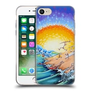 Official DREW BROPHY SURF ART Beach Party Soft Gel Case for Apple iPhone 7 (C_1F9_1ACC6)