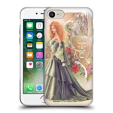 Official LA WILLIAMS KINGDOM Gwinevere Colour Soft Gel Case for Apple iPhone 7 (C_1F9_1D590)