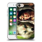 "Official JONAS ""JOJOESART"" JODICKE FICTION Princess Mononoke Soft Gel Case for Apple iPhone 7 (C_1F9_1DBC5)"
