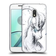 "Official JONAS ""JOJOESART"" JODICKE WILDLIFE Capricorn Soft Gel Case for Motorola Moto G4 Play (C_1FB_1DBC8)"