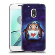 "Official JONAS ""JOJOESART"" JODICKE FICTION Cute Monster Soft Gel Case for Motorola Moto G4 Play (C_1FB_1DBC1)"