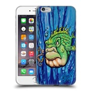 Official DREW BROPHY SURF ART 2 Wormy and Stan Soft Gel Case for Apple iPhone 6 Plus / 6s Plus (C_10_1ACDA)