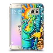 Official DREW BROPHY SURF ART 2 Sunset Sessions Soft Gel Case for Samsung Galaxy S7 edge (C_1BA_1ACD2)