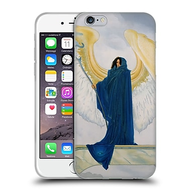 Official LA WILLIAMS ANGELS As She Is Full Bleed Soft Gel Case for Apple iPhone 6 / 6s (C_F_1D56C)