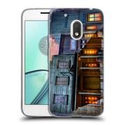 Official JOEL CHRISTOPHER PAYNE ENCHANTED PLACES Littletown Soft Gel Case for Motorola Moto G4 Play (C_1FB_1B3E6)