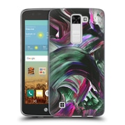 Official DJUNO TOMSNI ABSTRACT 2 The Pulse Soft Gel Case for LG K7 K330 / Tribute 5 (C_1BE_1BC8C)