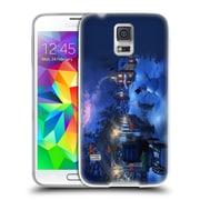 Official JOEL CHRISTOPHER PAYNE HOLIDAY SEASON Snowman Crossing Soft Gel Case for Samsung Galaxy S5 / S5 Neo (C_AB_1B3F4)