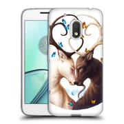 "Official JONAS ""JOJOESART"" JODICKE WILDLIFE Circle Of Life Soft Gel Case for Motorola Moto G4 Play (C_1FB_1DBC9)"