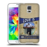 Official JOEL CHRISTOPHER PAYNE LOVE Compromise Soft Gel Case for Samsung Galaxy S5 / S5 Neo (C_AB_1B3F5)