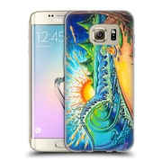 Official DREW BROPHY SURF ART 2 Surfed Out Soft Gel Case for Samsung Galaxy S7 edge (C_1BA_1AE5C)