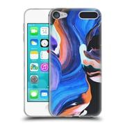Official DJUNO TOMSNI ABSTRACT 2 Waves Soft Gel Case for Apple iPod Touch 6G 6th Gen (C_157_1BC8F)