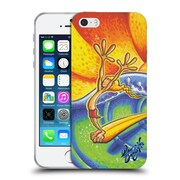 Official DREW BROPHY SURF ART Pure Joy Soft Gel Case for Apple iPhone 5 / 5s / SE (C_D_1ACCD)