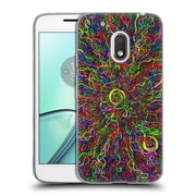 Official JOEL GRATTE COLOURS Rainbow Squigs Soft Gel Case for Motorola Moto G4 Play (C_1FB_1E07A)