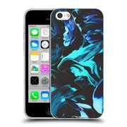 Official DJUNO TOMSNI ABSTRACT Deep Blue Soft Gel Case for Apple iPhone 5c (C_E_1BC7D)