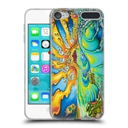 Official DREW BROPHY SURF ART Grouper Beach Soft Gel Case for Apple iPod Touch 6G 6th Gen (C_157_1ACCA)