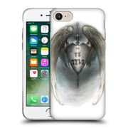 Official LA WILLIAMS KINGDOM Winged Shield Soft Gel Case for Apple iPhone 7 (C_1F9_1D595)