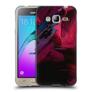 Official DJUNO TOMSNI ABSTRACT High Low Soft Gel Case for Samsung Galaxy J3 (C_1B6_1BC80)