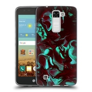 Official DJUNO TOMSNI ABSTRACT Aquarius Soft Gel Case for LG K7 K330 / Tribute 5 (C_1BE_1BC79)