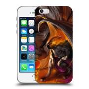 Official LA WILLIAMS FANTASY Lucifer Reigns Over Hell Soft Gel Case for Apple iPhone 5 / 5s / SE (C_D_1D582)
