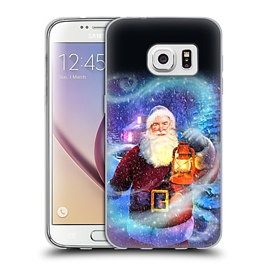 Official JOEL CHRISTOPHER PAYNE HOLIDAY SEASON Coming To Town Soft Gel Case for Samsung Galaxy S7 (C_1B9_1B3F3)