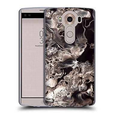 Official DJUNO TOMSNI ABSTRACT 2 Volutes Soft Gel Case for LG V10 (C_19A_1BC8E)
