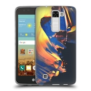 Official DJUNO TOMSNI ABSTRACT Constance Soft Gel Case for LG K7 K330 / Tribute 5 (C_1BE_1BC7C)