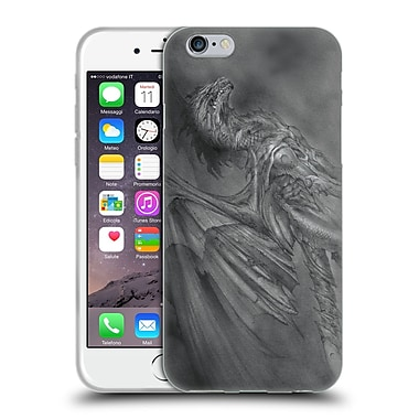 Official LA WILLIAMS DRAGONS Maelstrom Soft Gel Case for Apple iPhone 6 / 6s (C_F_1D578)