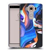 Official DJUNO TOMSNI ABSTRACT 2 Waves Soft Gel Case for LG V10 (C_19A_1BC8F)